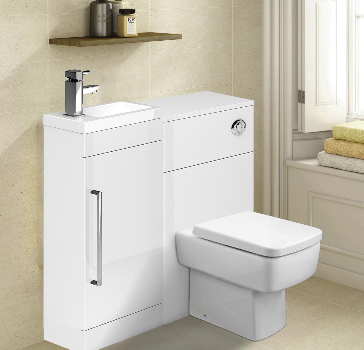White british made bathroom furniture-Tilemaze