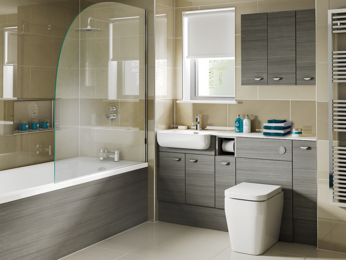 Bathroom prices fitted - Choice Of 25 Different Handles