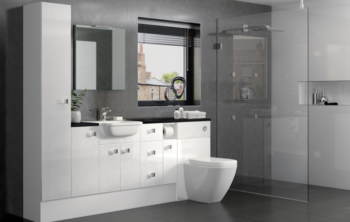 Bathroom Furniture Styles On Show In Shrewsbury And Telford