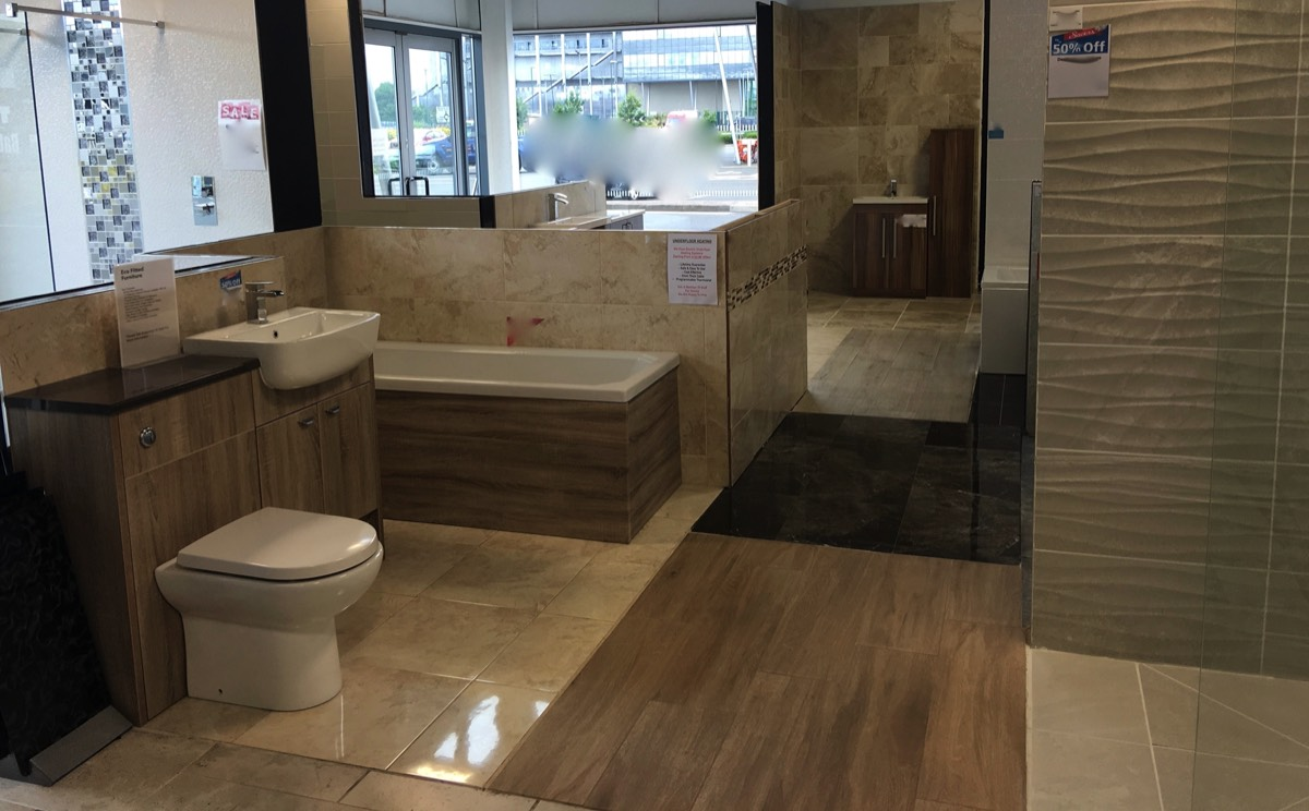 Bathroom showrooms shrewsbury - Bathroom Showrooms Shrewsbury