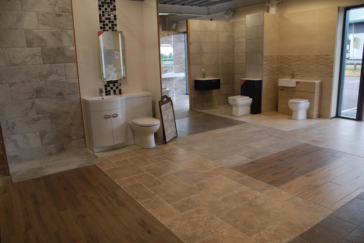 Bathroom showrooms shrewsbury - Porcelaintilesshrewsbury