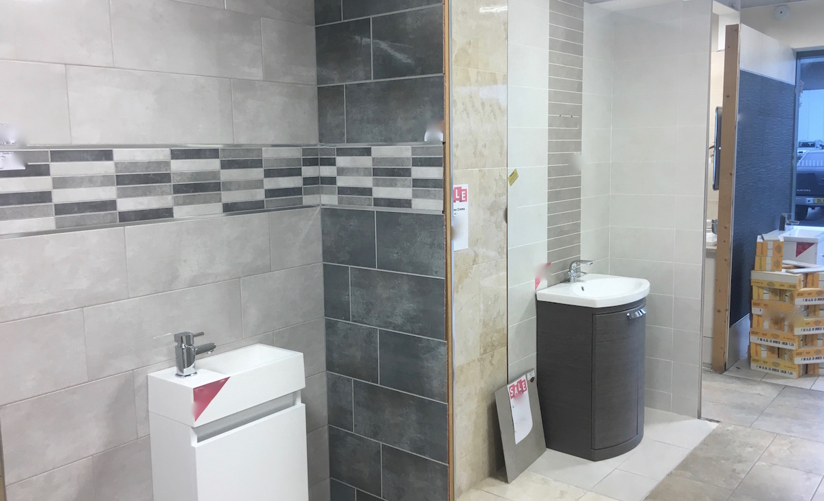 Bathroom showrooms shrewsbury - 1000 S Of Floor And Wall Tiles In Stock Ready To Go