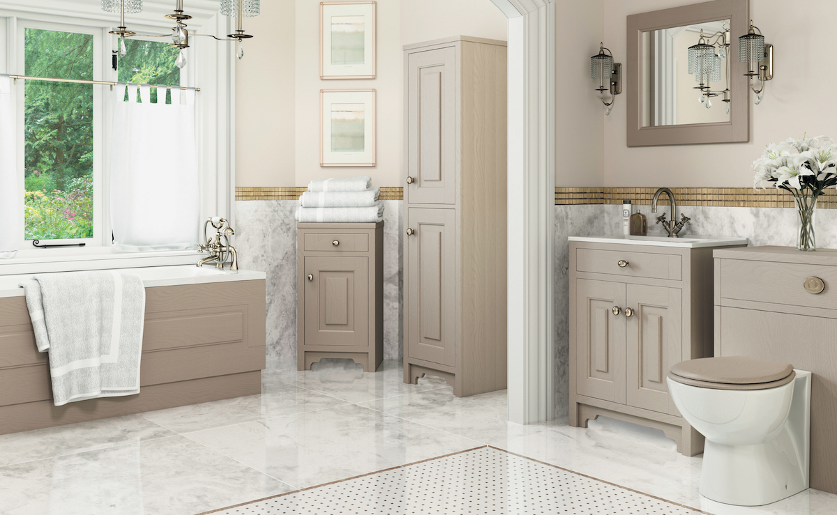Traditional Bathroom Furniture Tilemaze